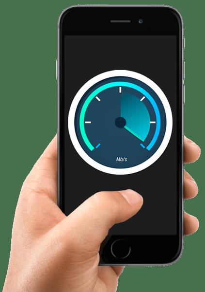 Проверка и увеличение скорости интернета на телефоне